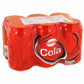 Cola Cora - 6x33cl boîte