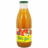 Nature bio pur jus de pomme bocal 1l