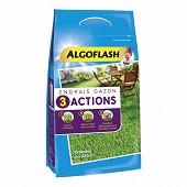 Alogoflash Engrais Gazon 3 Actions 10kg