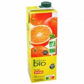 Nature bio pur jus orange brique 1l