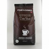 Beyer café grains espresso dark roast corsé fortisimo 1 kg