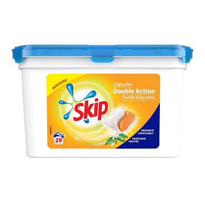 Skip Skip laundry capsiles mediterranean orchard 29pc