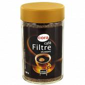 Cora café filtre lyophilise 100g
