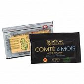 Juraflore comté 6 mois 400 g AOP