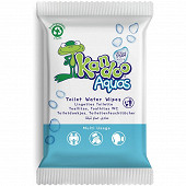 Kandoo lingettes toilette multi-usage 99% eau quas 1x15