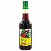 Nature bio sirop de grenadine bouteille 50cl