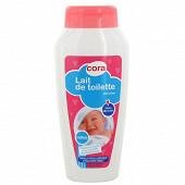 Cora lait de toilette bébé 250ml