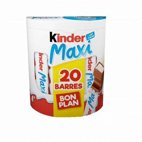 Kinder maxi t20  420g