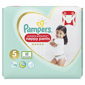 Pampers active pants geant t5 x 30
