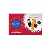 Gavottes assortiment crêpes et gavottines chocolat noir 245g