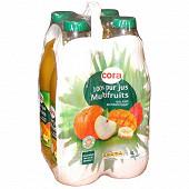 Cora pur jus multifruits 4x1.50l