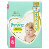 Pampers premium protection langes géant taille 4 x37