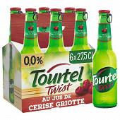 Tourtel twist cerise 6x27.5cl 0%vol
