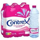 Contrex eau minérale naturelle 6x1L