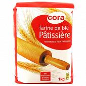 Cora farine de blé pâtissière 1kg