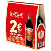 Picon bière 18% vol 3 x 1l + BRI
