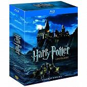 Coffret bluray harry potter 8