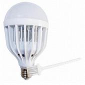 Electris ampoule destructeur d'insectes 3 en 1