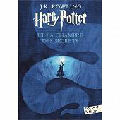 Roman jeunesse - Harry Potter Volume 2, Harry Potter et la chambre des secrets