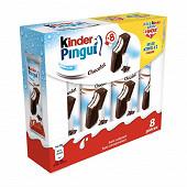 Kinder pingui cacao pack de 8 étuis x30g