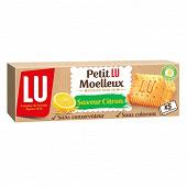 Petit lu Moelleux citron 140g