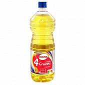 Cora huile 4 graines 1l