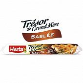 Herta Trésor de Grand Mère pâte sablée 320g