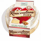 Roucoulons Noix 125g 30 %mg fromagerie Milleret