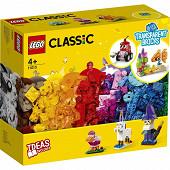 11013 - Briques transparentes créatives