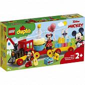 10941 - Le train d'anniversaire de Mickey et Minnie