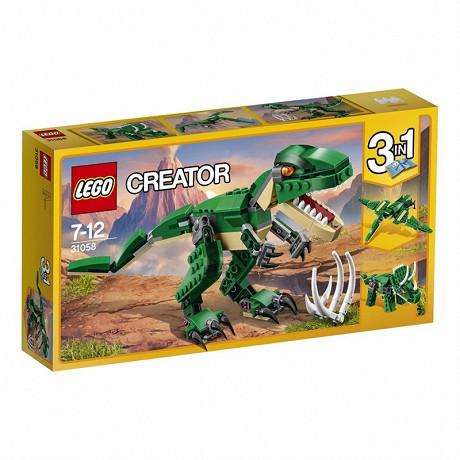 31058 - le dinosaure féroce