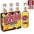 Desperados original bière aromatisée téquila 3x33cl 5.9%vol