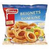 Findus beignets à la romaine x8 490g