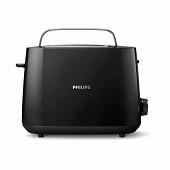 Philips grille pain noir HD2581/90