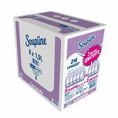 Soupline diluée lavande 5 + 3 offert x 1.9l