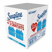 Soupline concentre assouplisseurs grand air 6x1900ml 3+3 free