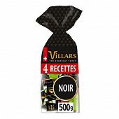 Villars assortiment mini chocolat noir 500g