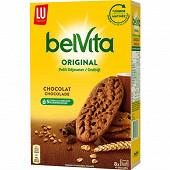 Lu belvita chocolat et céréales 400g