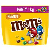 M&M's Peanut bonbon chocolat cacahuète 1kg