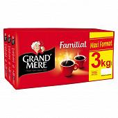Grand mère cafe moulu familial 3x4x250g