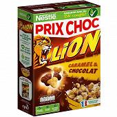 Nestlé céréales lion 675g prix choc