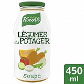 Knorr soupe de légumes du potager 45cl