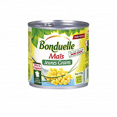 Bonduelle maïs jeunes grains 1/2 285g