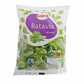 Cora salade batavia sachet 200g