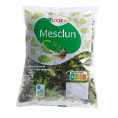 Cora salade mesclun sachet 125g