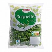 Cora salade roquette sachet 125g
