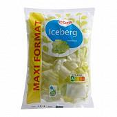 Cora salade iceberg sachet 450g