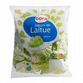 Cora salade coeur de laitue sachet 200g