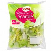 Cora salade 100% coeur de scarole sachet 200g