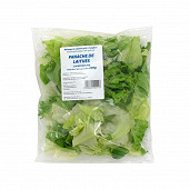 Salade panaché de laitue sachet 200g